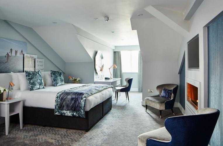 Formby Hall Hotel Room