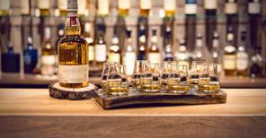 Glenkinchie whiskey