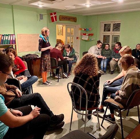 Saldus Kristīgie jaunieši