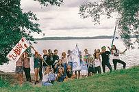 Straupes evaņģēliski luteriskās draudzes jaunieši