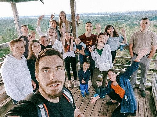 Rīgas Sv. Pāvila draudzes jaunieši