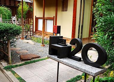 ギャラリーh2o 前庭