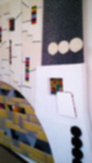 2014年 改組新第1回日展 出品作品 information 部分