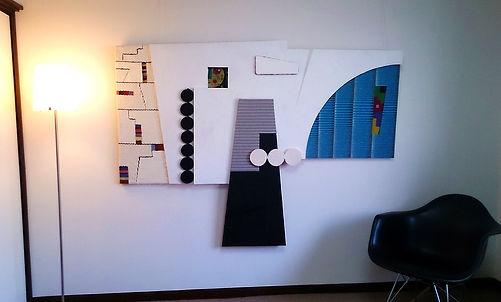 2015年 改組新第2回日展 出品作品 information