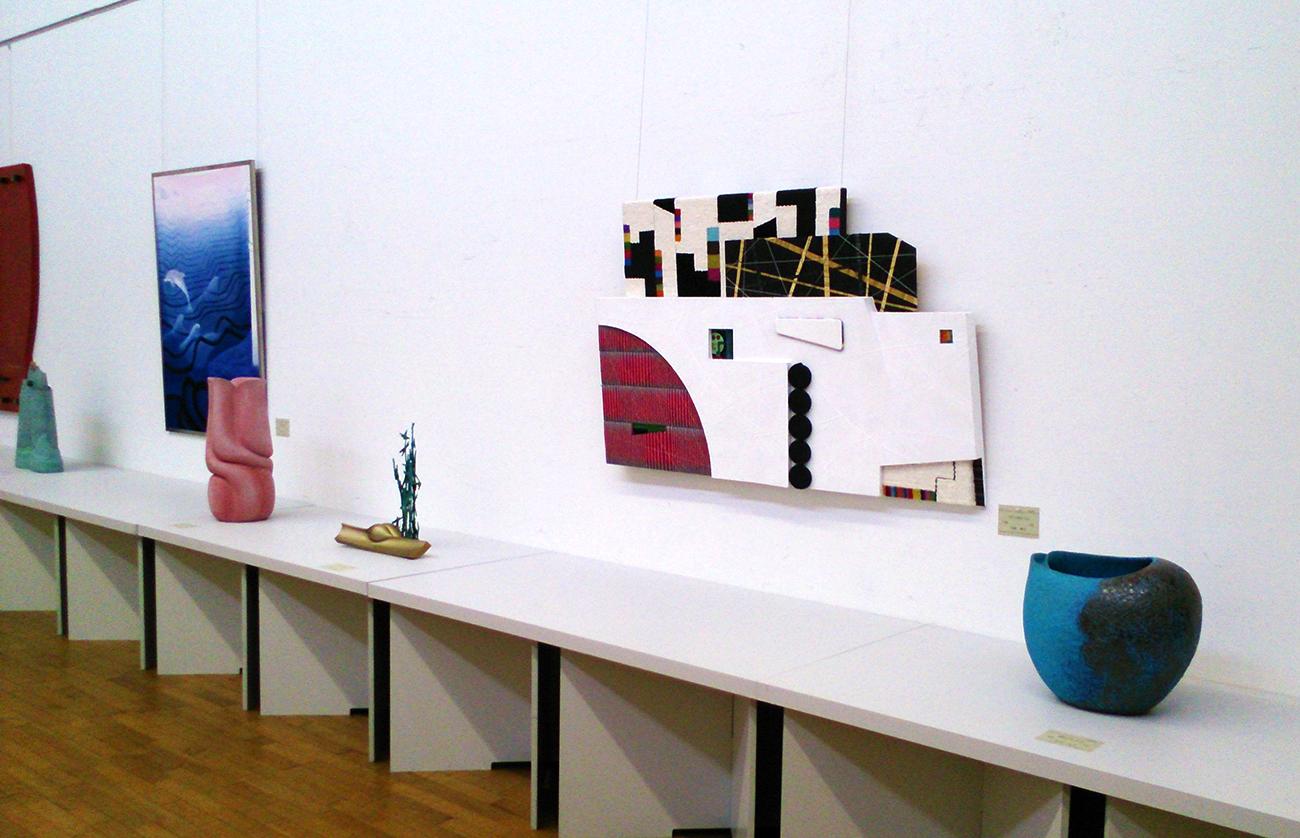 第55回日本現代工芸美術展出品作品information