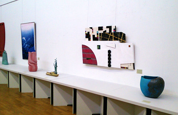 2016年第55回日本現代工芸美術展 会場 京都市美術館本館