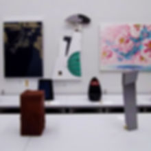東京都美術館展示風景