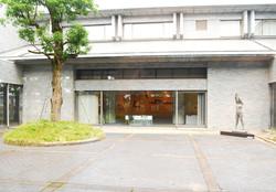守山市民ホール展示室