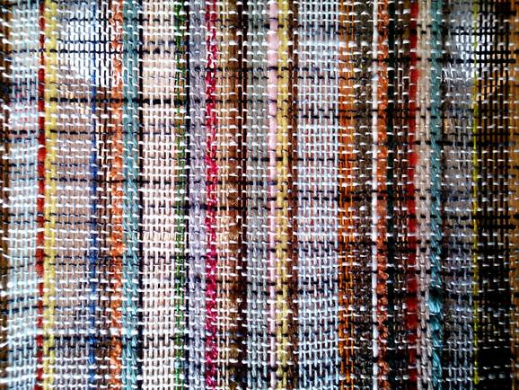 5本目織りあがり