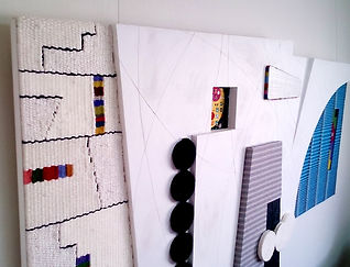 2015年 改組新第2回日展 出品作品 information 部分