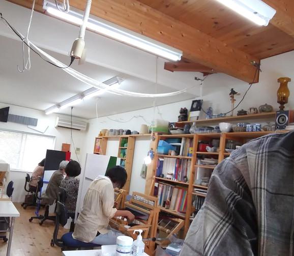 9月の教室