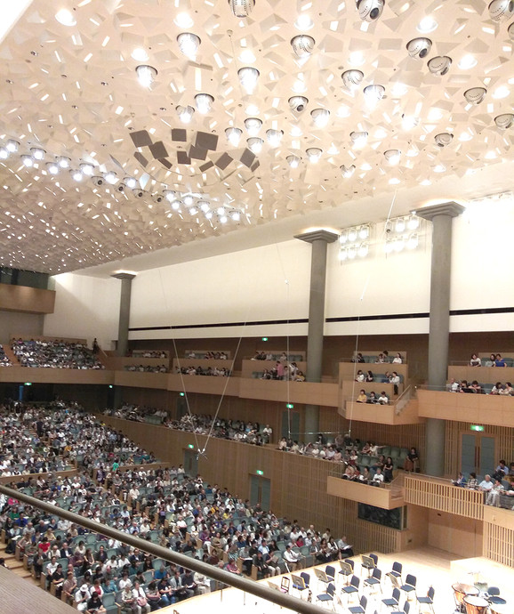 コンサートホール