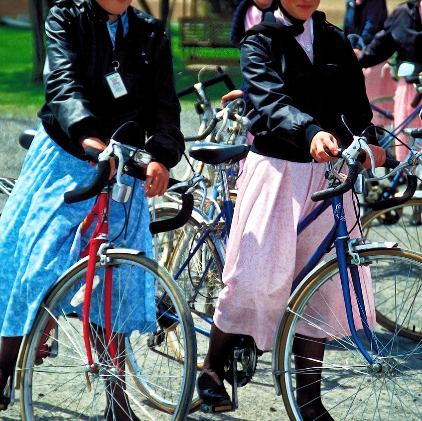 039blog videoGirls on the Bicycles - 200