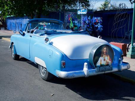 Cuba: Cars Imprisoned; Car Finds Jesus