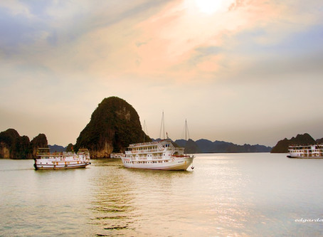 Vietnam Redo (part 7): Sailin' Ha Long (on the Bay)