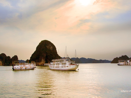 Vietnam Redo (part 7): Sailin' Ha Long (on the Bay)