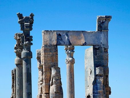 Palaces of Persepolis - Theater of Conquerors