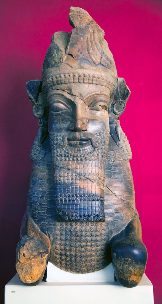 Lamassu, possible Assyrian origin