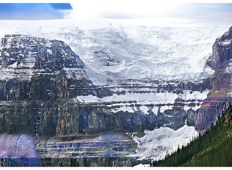 Selfie:  Icefields Parkway, Alberta Hwy 93, Canada