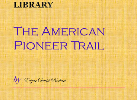 Cowboy and Indian (Part 1 of The American Pioneer Trail)