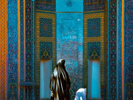 Persian Fashion Statement -- Part 2 (Fabrics of Society)