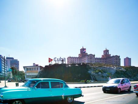 Cuba 2018, Still Embargoed