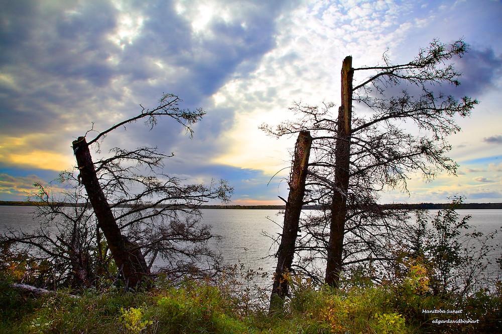 Manitoba Sunset, Clear Lake, Manitoba