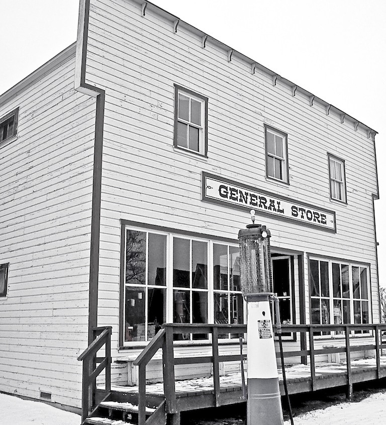 Steinbach's General Store, Manitoba