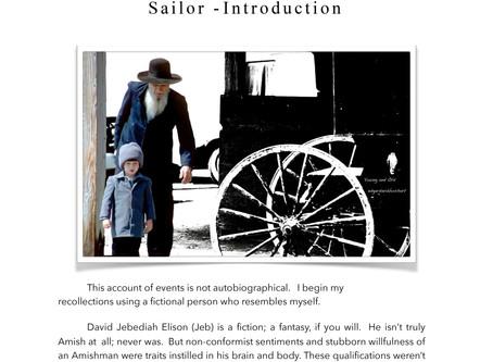 Jeb (Ed) the Not-so-Amish Amishman
