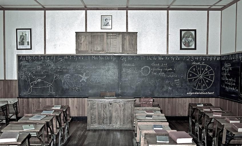 Manitoba Schoolroom