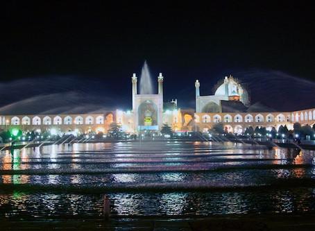 Half of the World: Isfahan