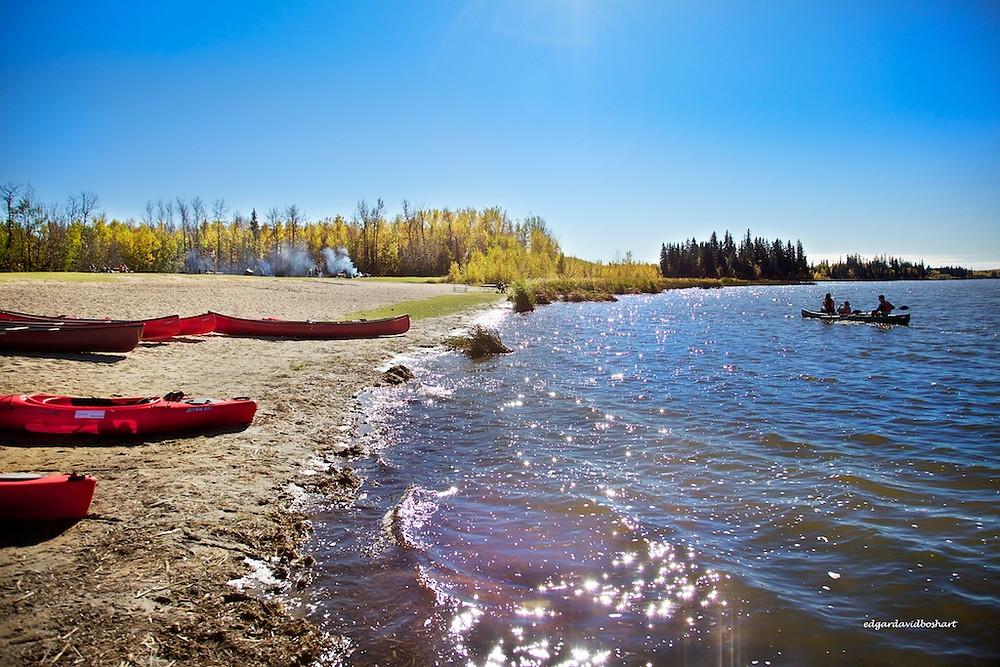 Astotin Lake, Elk Island National Park