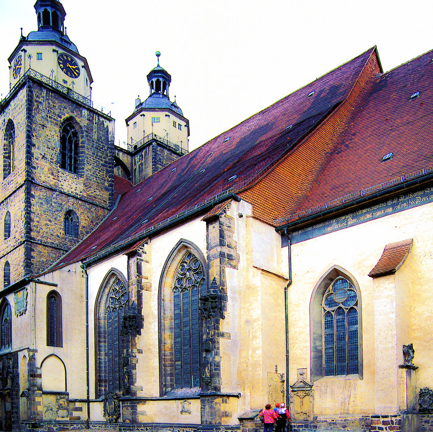 016blog videoWittenberg of Luther