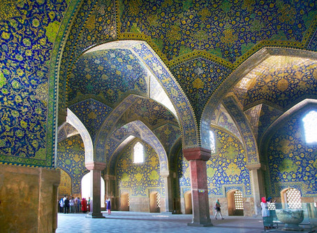 Between Earth and the Universe: Isfahan's Royal Mosque