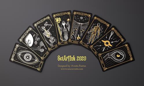 Limited Edition Gold Foil Card Set