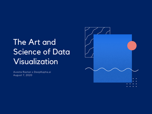 The Art and Science of Data Visualization