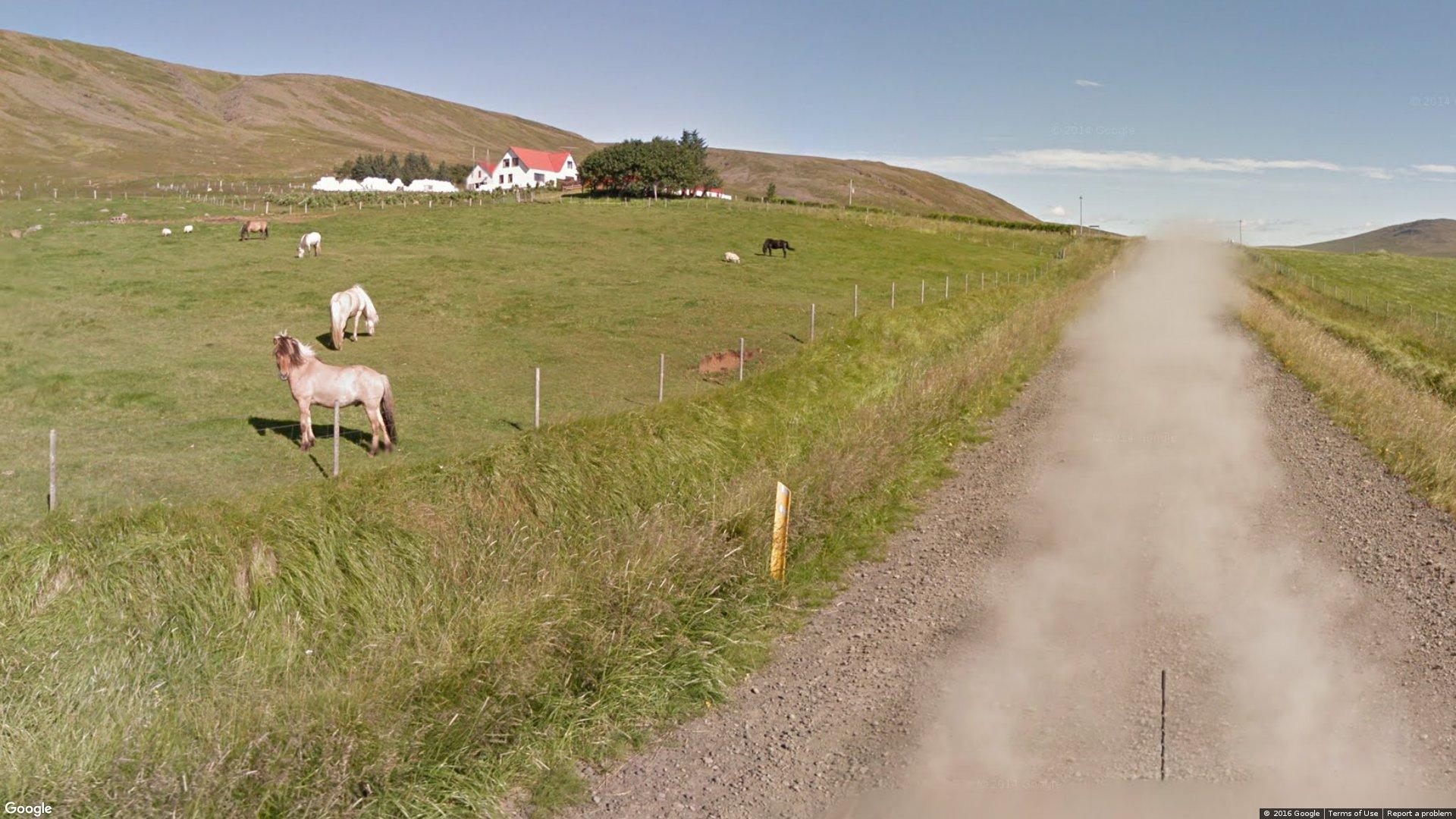 Lundarreykjadalsvegur, Iceland