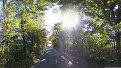Andreas Road, Isle of Man
