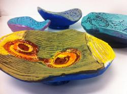 Ceramics Workshop, Grades 2-4