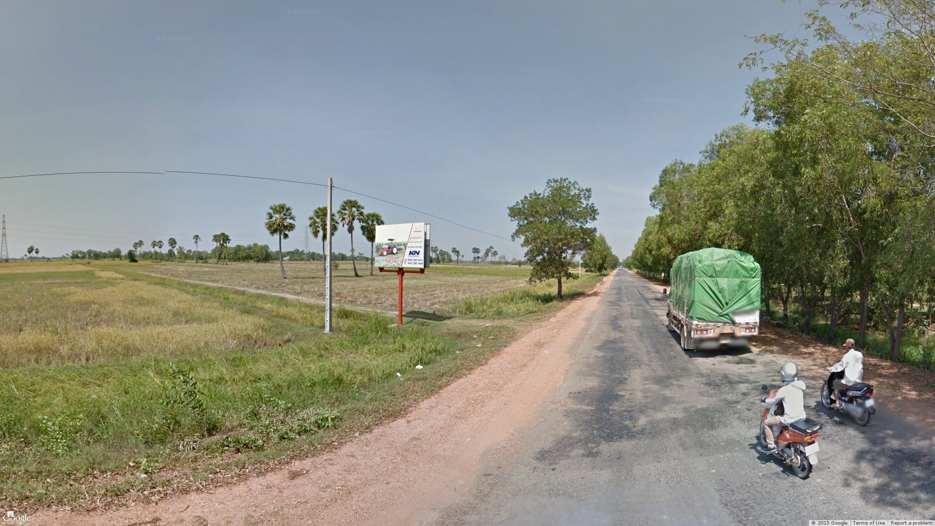 National Road 2, Cambodia