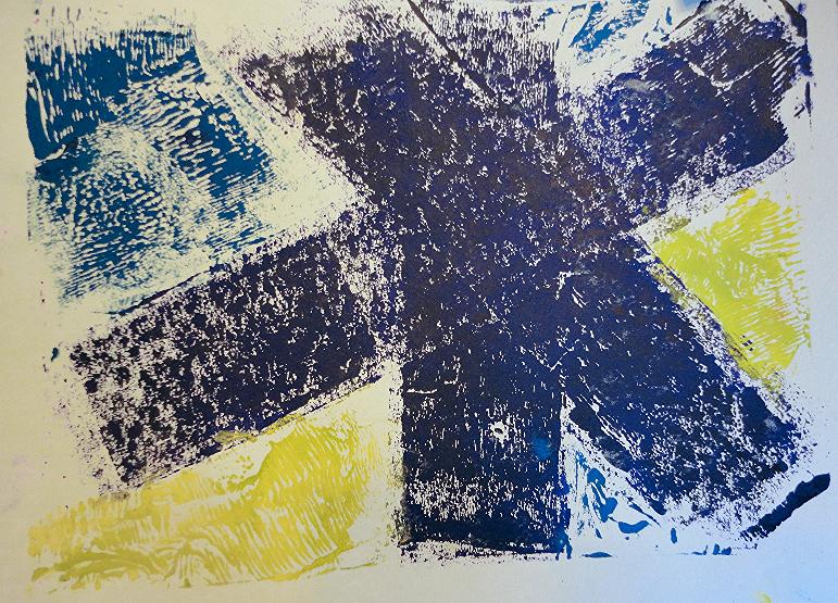 Printmaking, Grade 1