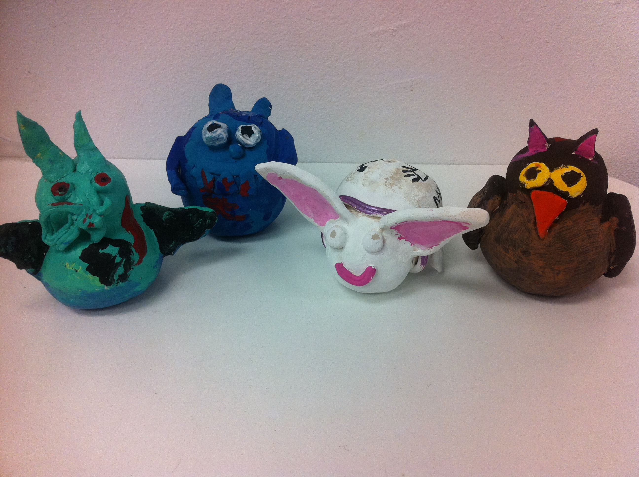 Ceramics Workshop, Grades 2-4