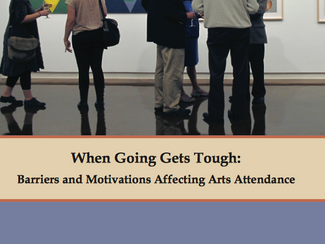 What Stops You From Engaging with Art?