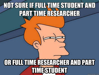 Life as a Researcher
