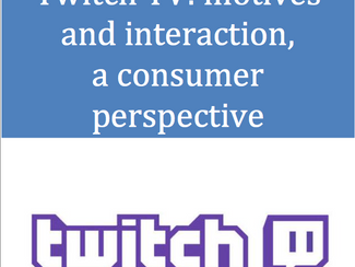 Exploring Twitch as a Model for a Successful Web 2.0 Platform