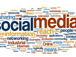 Facebook, LinkedIn, Twitter...repeat as necessary!
