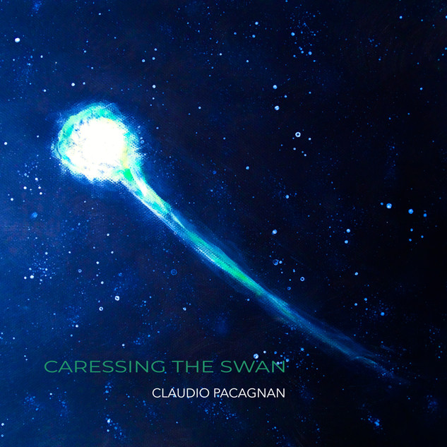 Caressing the Swan  This track was composed and inspired by the Comet Swan, Comet C/2020 F8 (SWAN). The cover picture is an acrylic paint created and then elaborated by Claudio Pacagnan. More info about SWAN: www.esa.int/Science_Exploration…_solar-watcher_SOHO  All Rights Reserved Claudio Pacagnan (May 2020)