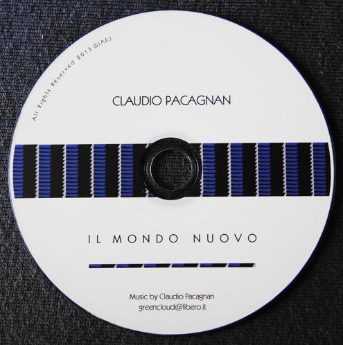 """Il Mondo Nuovo  Music inspired by """"Il Mondo Nuovo Dialogo con l'Arte"""" exhibition, June 2013 https://www.facebook.com/pages/Mondo-nuovo-dialogo-con-larte/425199467572609   (CD - June 2013)"""