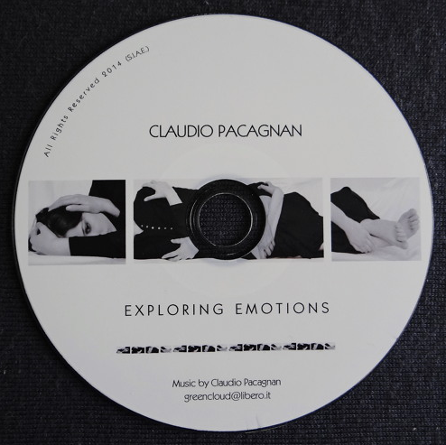 exploring emotions  Music inspired by the artwork of Eleonora Oleotto (CD – March 2014)