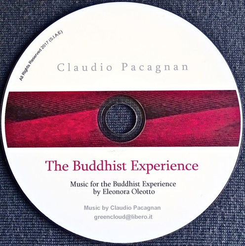 """The Buddhist Experience  Music for """"The Buddhist Experience"""" project and video by Eleonora Oleotto (July 2017)"""